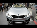 2017 BMW Cabriolet M4 - Exterior and Interior Walkaround - 2017 Montreal Auto show