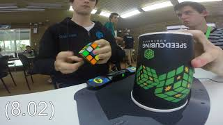 6.76 official 3x3 average