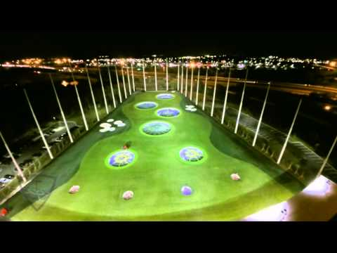 Topgolf Tampa Aerial Footage  YouTube