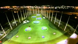 Topgolf Tampa Aerial Footage