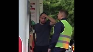 Михаил Литвин заправщик
