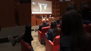 Palermo, 11 novembre 2018 - Conferenza stampa