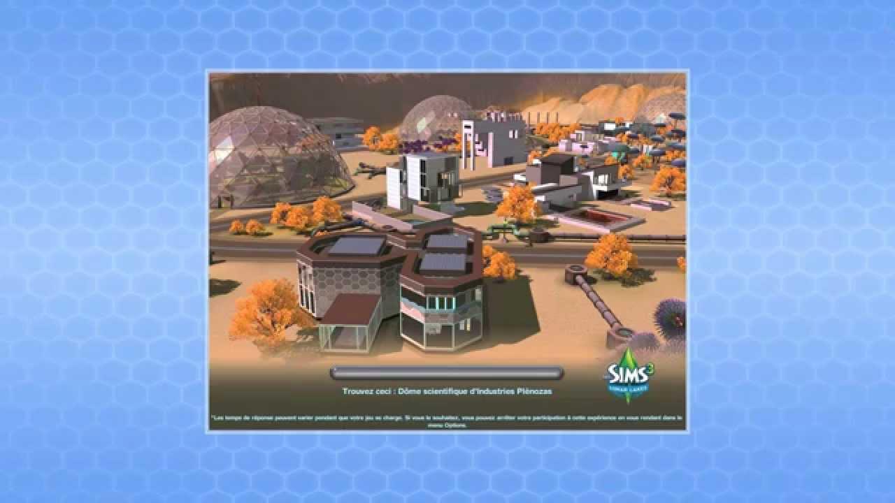 les Sims 3 vie universitaire installer