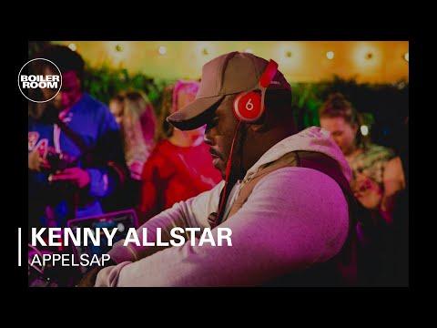 Kenny Allstar Boiler Room x Appelsap Festival 2017 DJ Set