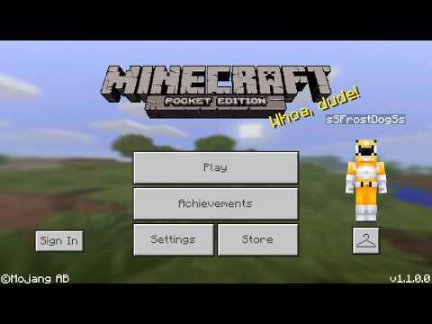 СИД НА ОСОБНЯК! | КАК ИСПОЛЬЗОВАТЬ ТОТЕМ ?! - Minecraft PE 1.1.0.0