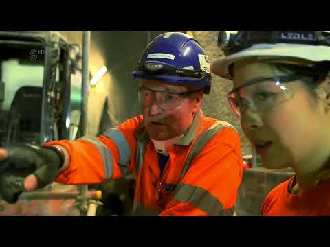The Tube: Going Underground Series 1 Episode 8 (HD)