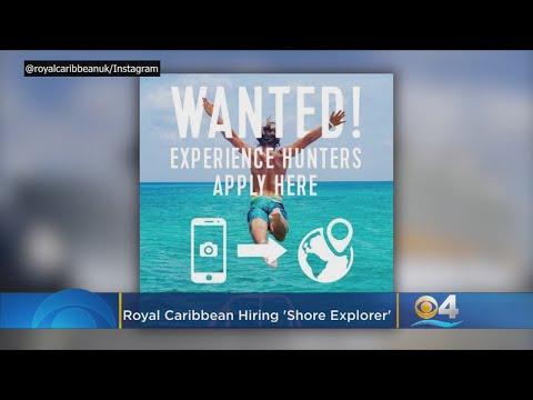 Sarykarmen Rivera  - Compañía de cruceros te pagará por viajar y tomar fotos en redes sociales