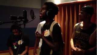"Major Lazer Presents: Chronixx & Walshy Fire - Start a Fyah Mixtape ""THE MAKING..."" #2"
