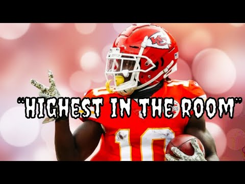 "Tyreek Hill ""Highest In The Room"" Ft. Travis Scott"