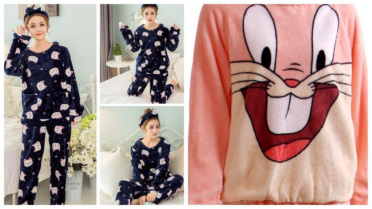 Обладательница теплой женской пижамы будет выглядеть не менее привлекательно, чем одетая в легкую летнюю. И не только во время сна, ведь есть модели, предназначенные для дневного ношения. Как ночные, так и домашние женские пижамы могут быть выполнены в различных вариантах.