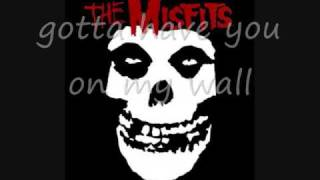 the misfits skulls lyrics