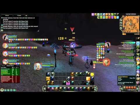 rift tainted caverns 3rd boss