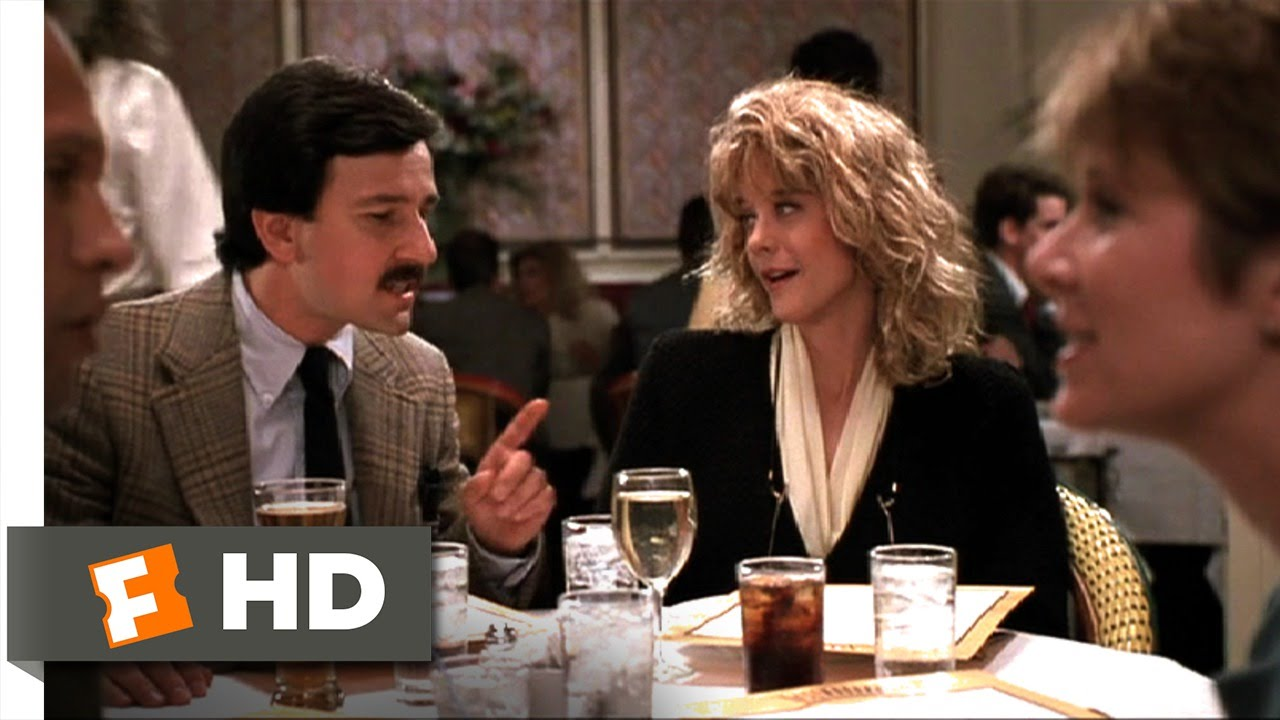 when harry met sally 7 11 movie clip bad double date 1989 hd youtube. Black Bedroom Furniture Sets. Home Design Ideas