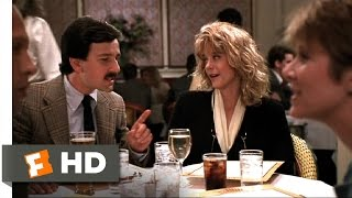 When Harry Met Sally... (7/11) Movie CLIP - Bad Double Date (1989) HD