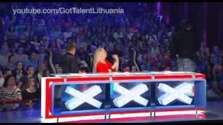 Lietuvos Talentai 2014 m. 5 serija | Nicholas Kin