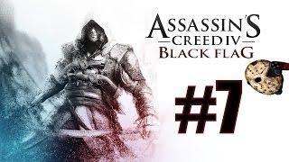 Assassins Creed 4 Blackflag PC Прохождение - Часть 7 - Испанский Галеон