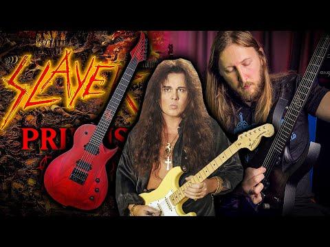 FAQ119 - SLAYER LAST TOUR, YNGWIE MALMSTEEN, I'M SORRY(Megadeth), FINNISH METAL