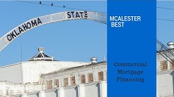 Commercial Real Estate Mortgage Financing Loans-Mcalester