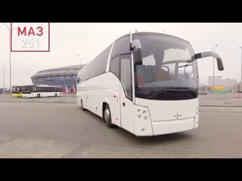 Автобус МАЗ 251