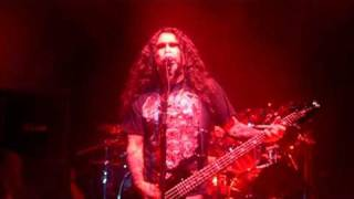 Slayer - Hallowed Point - Skeletons Of Society live 6 Oct 2010 in Baltimore