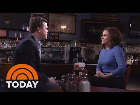 Julia Louis-Dreyfus: I'm Proud Actresses Like Tina Fey And Amy Poehler Look Up To Me | TODAY