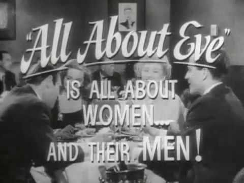 All about Eve (1950) - Trailer