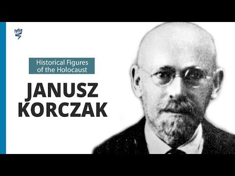 Janusz Korczak - Short Biography
