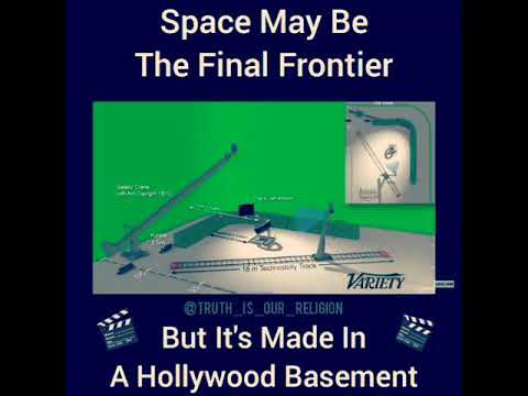 Space Might Be The Final Frontier But It's Made In Hollywood Basement