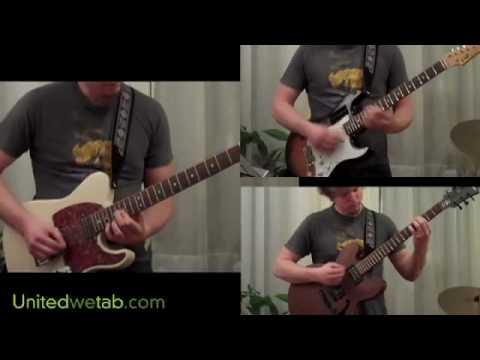 Weezer - My Name Is Jonas Guitar Cover