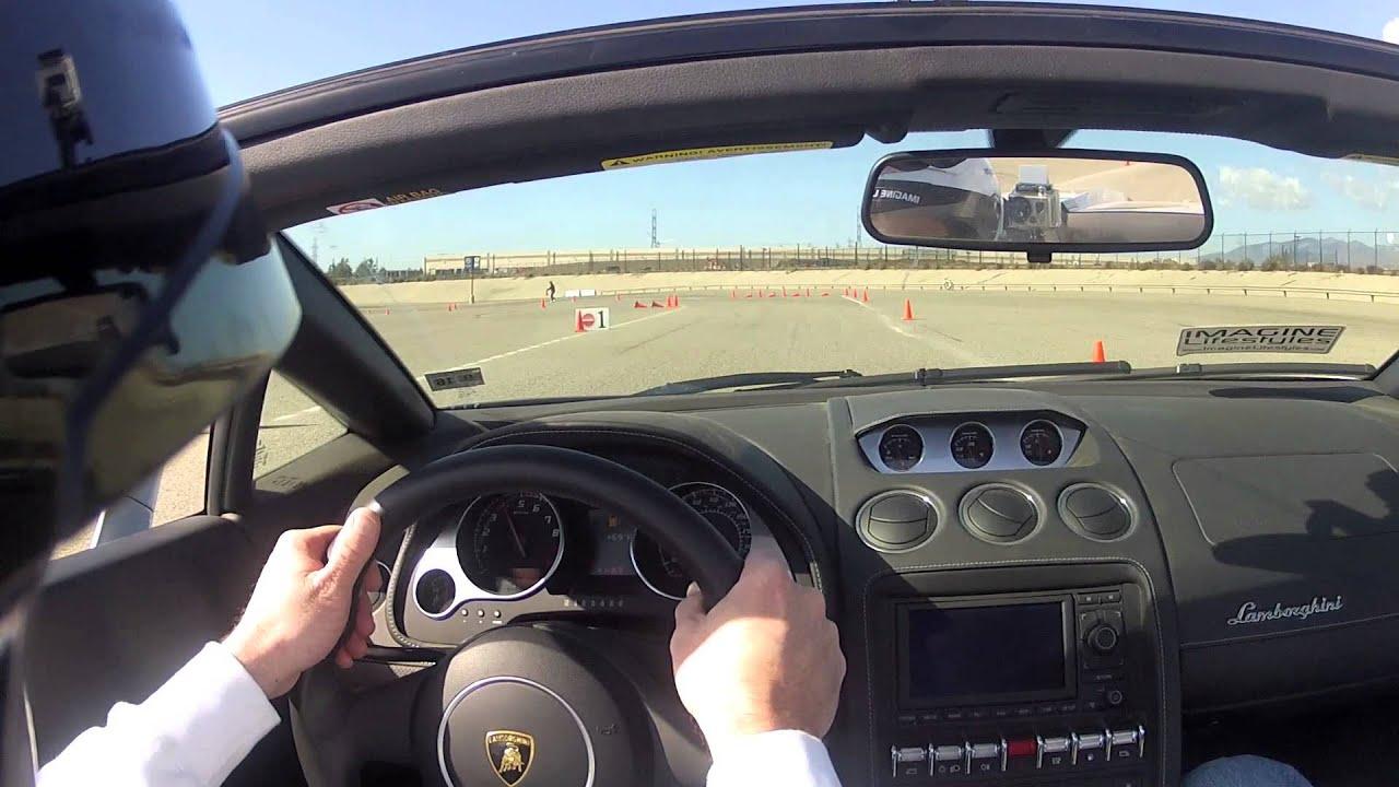 Wonderful Lamborghini Gallardo Driving Experience