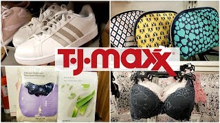 TJ MAXX - BEAUTY, SHOES, CLOTHING SHOP WITH ME 2019