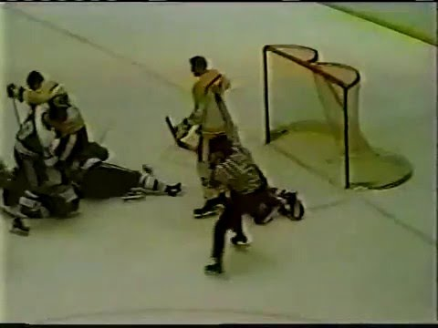 NHL Pittsburgh Penguins 1970s Highlights