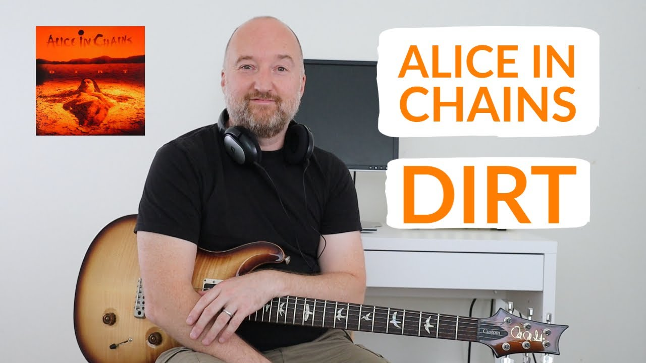 """Download How to Play """"Dirt"""" by Alice In Chains 