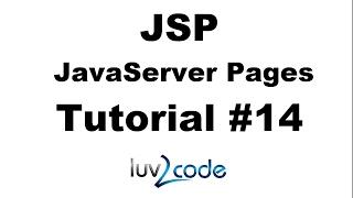JSP Öğretici #14 JSP - Ara Java sınıf