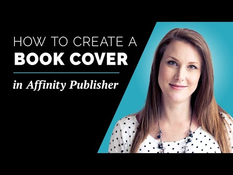How To Create A Book Cover In Affinity Publisher