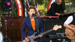 Bo Kaspers orkester - I samma bil (Allsång på skansen 2011)
