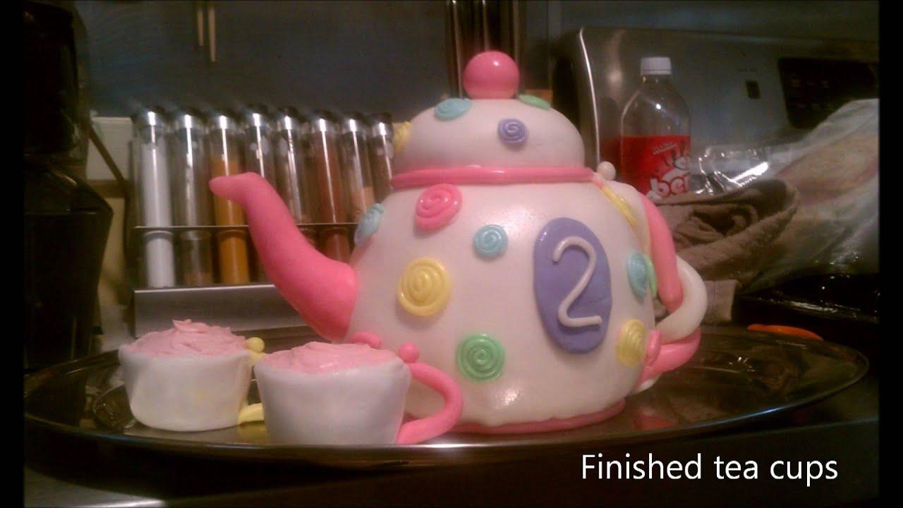 Tea Cake Youtube