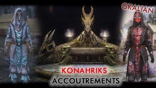 Skyrim: Konahriks Accoutrements - серия модов о Драконьих жрецах