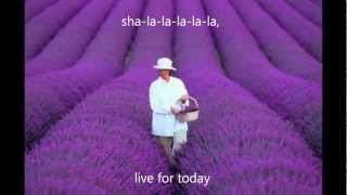 grass roots live for today with lyrics