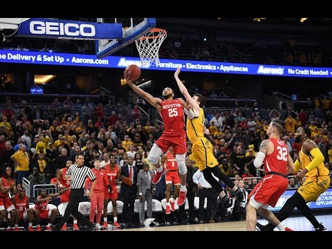 Men's Basketball Highlights - Houston 77, Wichita State 74