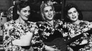 The Andrews Sisters - Rum and Coca Cola