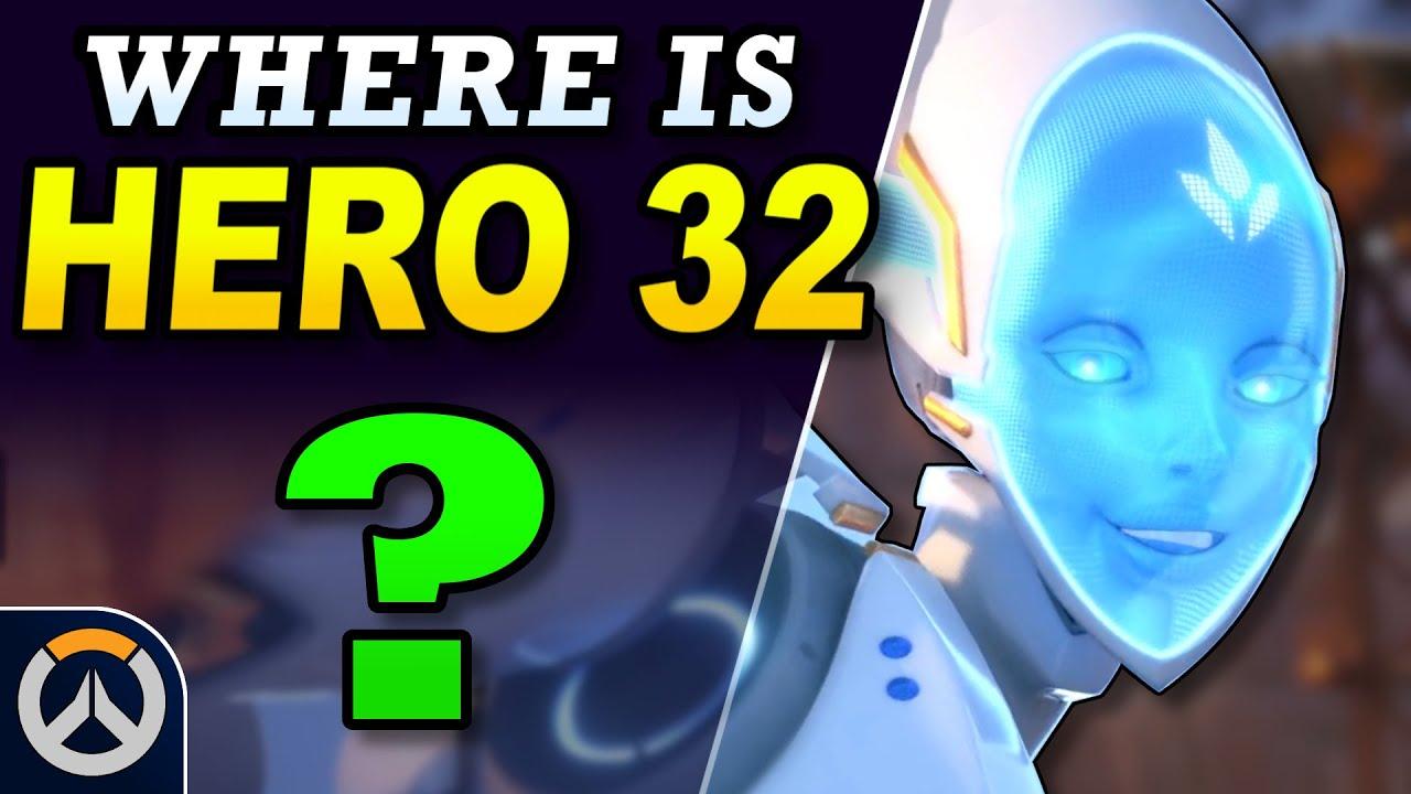 Download Overwatch - Where is HERO 32?