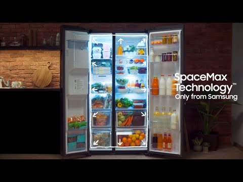 Samsung Home Appliances: Editorial Campaign Space Max Technology™ Video Article