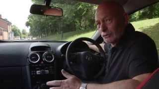 Vauxhall Corsa Road Test