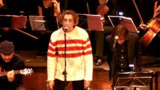 JAVIER DE TORRES - Las luces del pop (con J.M. Granados) - Madrid, 13/12/2010 (Teatro Lara)