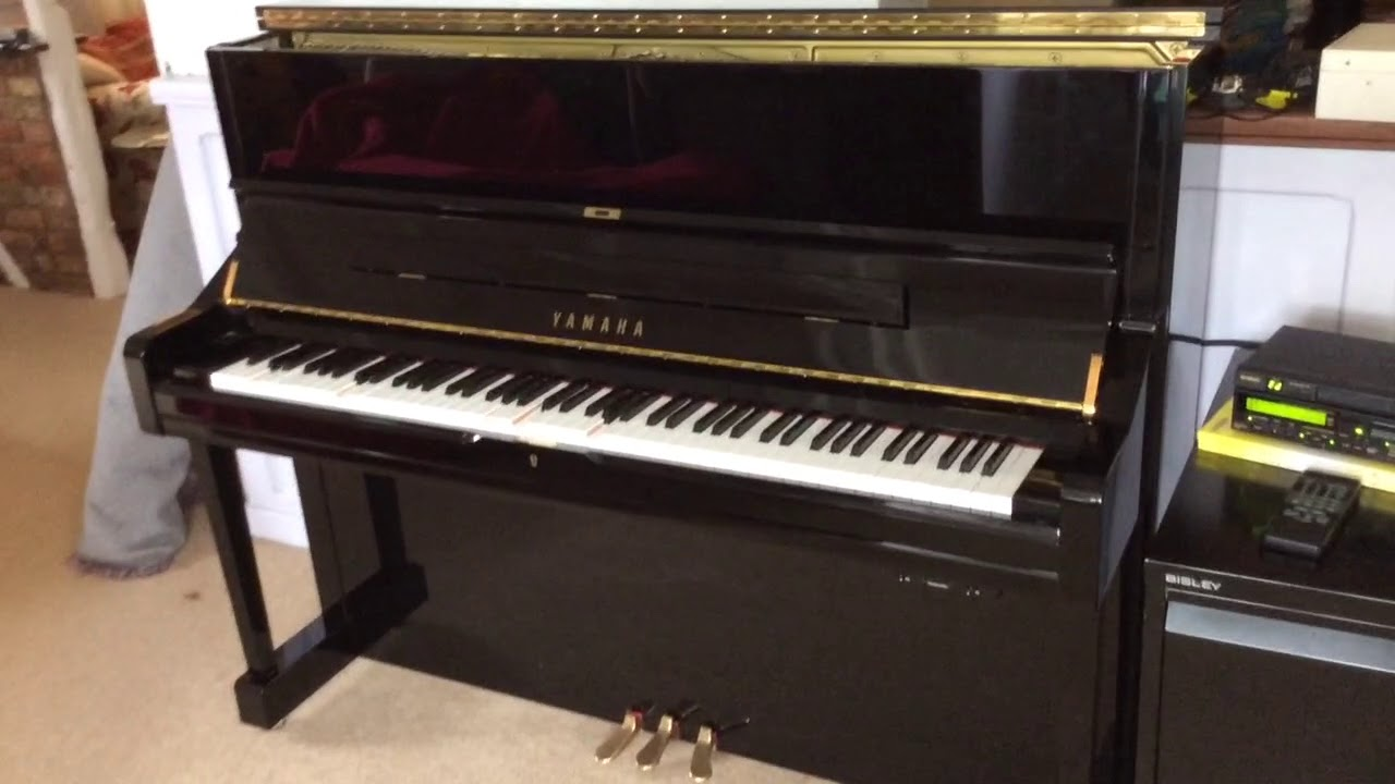 yamaha disklavier piano self playing or manual with silent facility rh youtube com manuel piano yamaha p45 yamaha piano user manual
