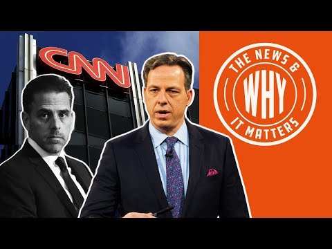 It's a MIRACLE! CNN Finally Reports on Hunter Biden!   The News & Why It Matters   Ep 680