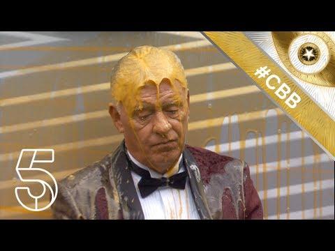 Derek Acorah discusses the OJ Simpson crime scene  | Day 3
