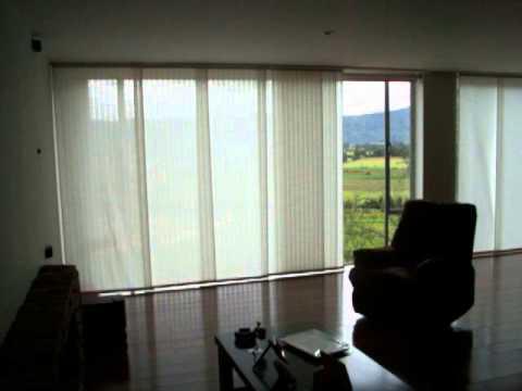 Cortinas electricas para habitaciones youtube - Cortinas para habitaciones ...