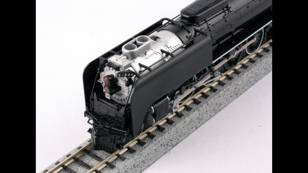 Scale Steam Locomotives For Sale N Scale Steam Locomotives - Tophobbytrains kato n scale fef up 844 northern loksound ver4 dcc sound youtube